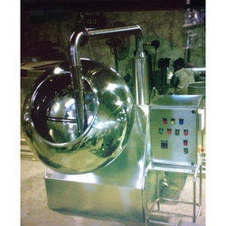 AET Stainless Steel Coating Pan