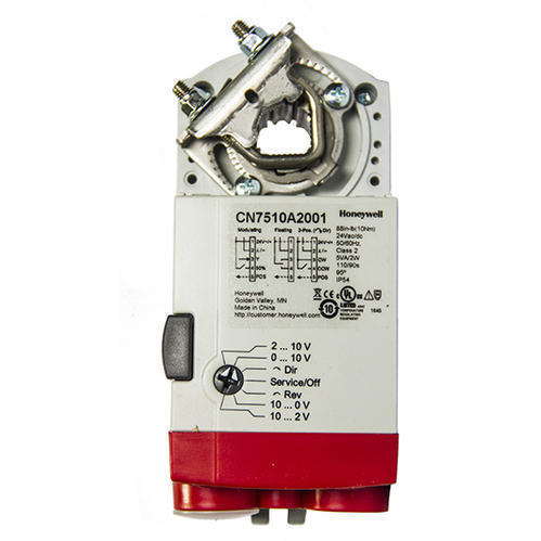 wiring honeywell damper actuators read all wiring diagram Honeywell Diaphragm Actuator