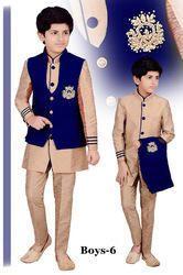 Boys Afghani Dhoti Set
