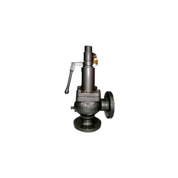CI Single Post Safety Valve Flange End