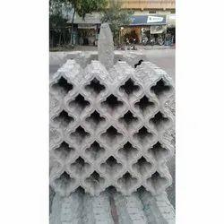 Decorative Cement Grill