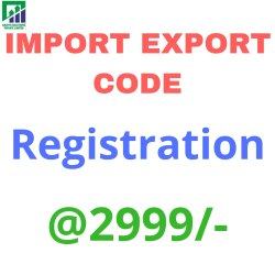 Import Export Code Registration Service