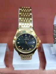 Golden Ladies Watch