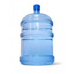 Plastic Blue 20 Liters Water Jar, For Filter Water Supply