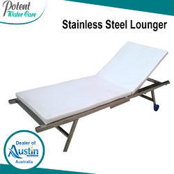 Stainless Steel Lounger