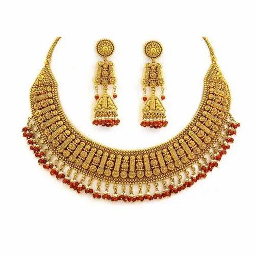 Party Wear Imitation Stylish Necklace