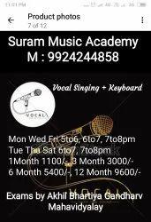 Vocal Music Classes