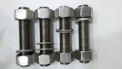 SS 347 Bolt Nut
