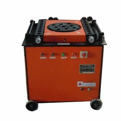 CNC Bending Machine - CNC Stirrup Bending Machine Manufacturer from