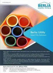 BERLIA UTILITY PLB DUCT