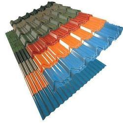 Multicolor Aluminium Roofing Sheet
