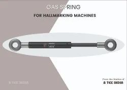 Gas Springs for Hall Marking