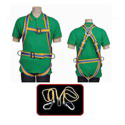Full Body Safety Harness Class P Ibs 104