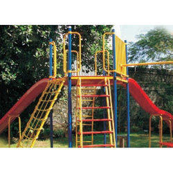 Multi Unit Playground Equipment