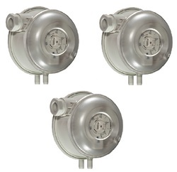 Sensocon USA Differential Pressure Switch Series 104 - 2