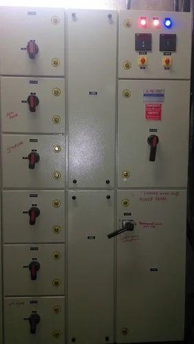 Three-Phase Control Panel