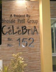 Company Name Metal Signage