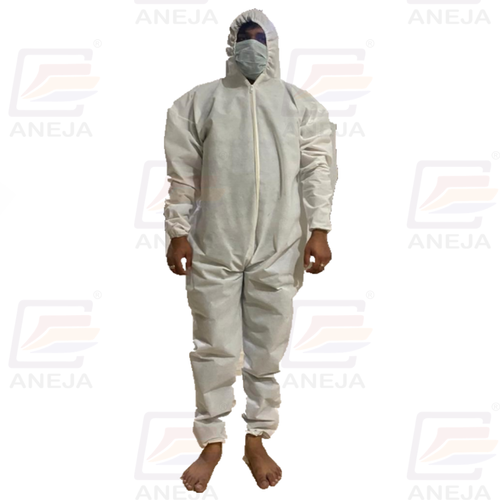 PPE Kits / Disposable / Free Size (Includes Suit, Shoe Cover, Face Shield, Mask, Gloves)