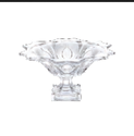 Roxx Murano Footed Bowl