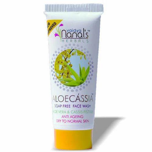 Aloecassia Moisturising Face Wash