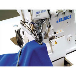 Super High Speed Cylinder Bed Overlock Machine