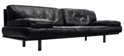 Excellent Leather Sofa Extremely Comfortable