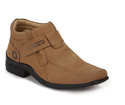 Mid Ankle Rust Casual Shoes