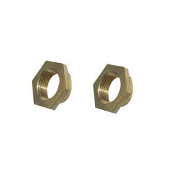 Brass Hexagon Weld Nuts