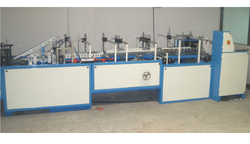 Lock Bottom Pasting Machine