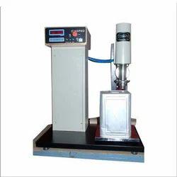 Tin Oil Filling Machine