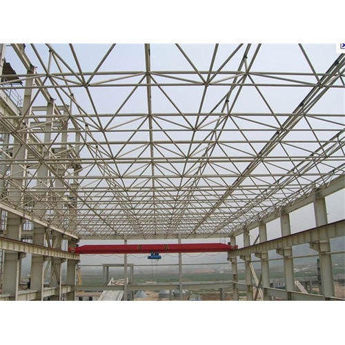 mild steel roof truss - Metal Roof Trusses