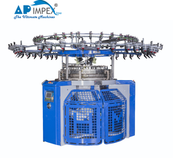 High Speed Terry Jacquard Circular Knitting Machine