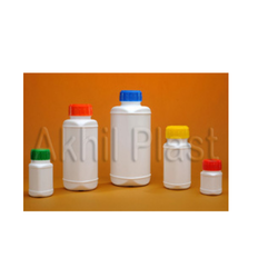 AP03 HDPE Triangular Shape Bottle