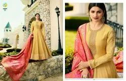 Vinay Fashion Kaseesh Classic 10231-10237 Series Anarkali Dresses Collection