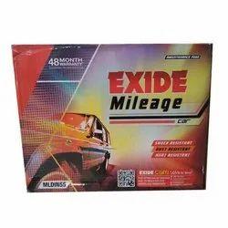 Exide Mldin55 Car Battery