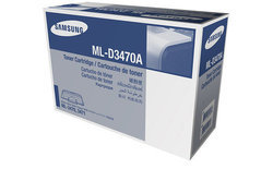 Samsung ML - D3470A / XIP Black Toner Cartridge