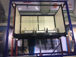 Hydraulic Cabin Goods Lift