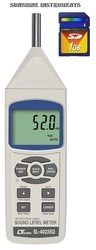 Lutron Sound Level Meter SL 4023SD
