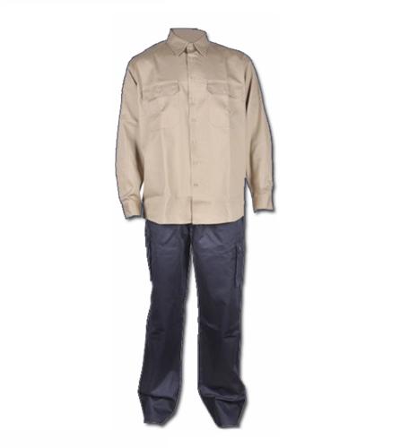 5c3adbc0ae3 No Allergic FR Treat Flame Retardant Workwear at Rs 1450  piece ...