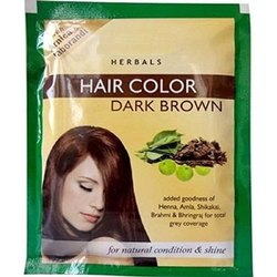 Powder Naturals Herbal Hair Colors, 125 G