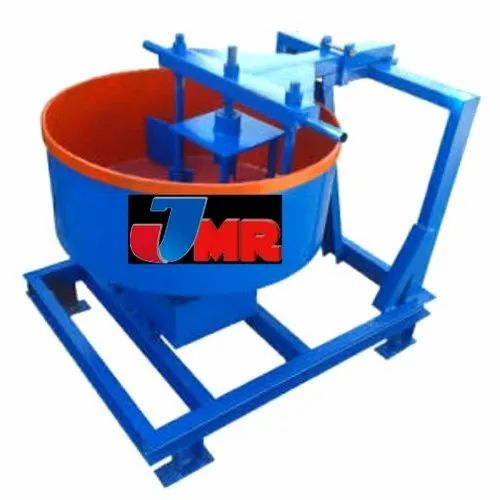 Cement Concrete Pan Mixer