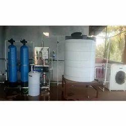 RO UV SS Water Plant