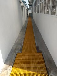 Floor GRP Grating
