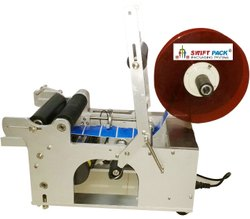 Bottle Label Applicator Machine