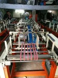 Box Side Pasting Machine
