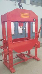 100 Ton Hand Operate Hydraulic Press Machine