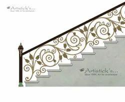 Railing Staircase
