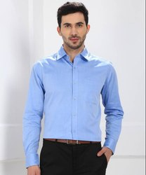 Formal Sky Blue Shirts