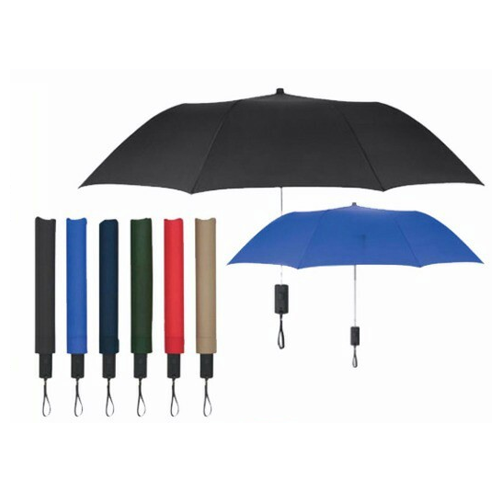 Nylon Two Fold Umbrella Size 24 Inch