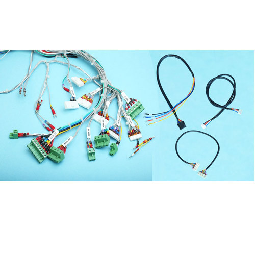 Line Interactive Overcurrent UPS Wire Harness